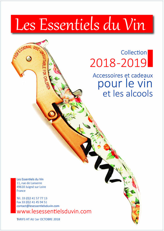 Nouvelle Collection 2018 - 2019